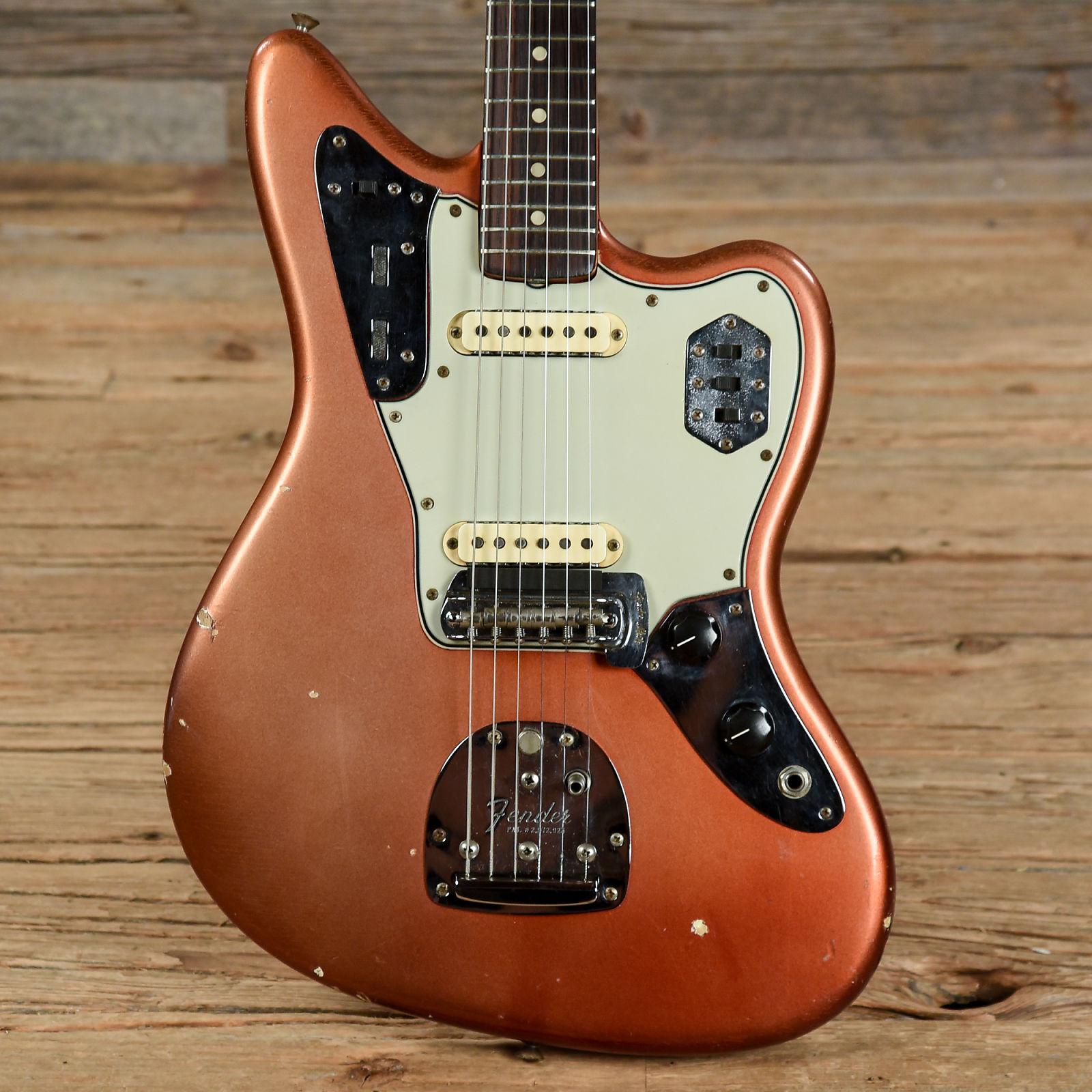 w cbs guitar lake placid original pre listing electric offset ohc wohc fender blue jaguar