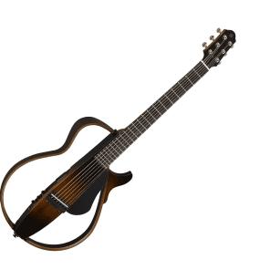 Yamaha SLG200S Silent Guitar Trans Black