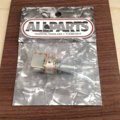 Allparts 500K DPDT Push/Pull Long Split Shaft -Fits Traditional Les Paul-Crazy Fast FREE shipping!