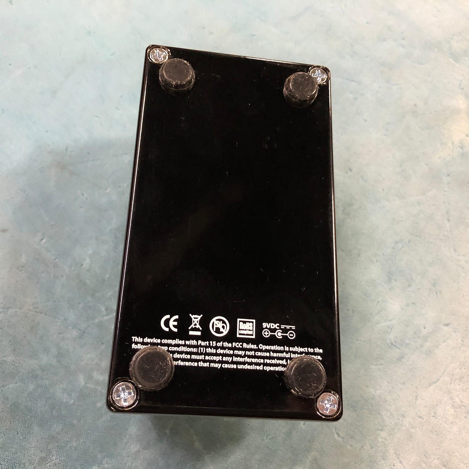 Wampler Velvet Fuzz V2 Effects Pedal w/ Box & Manual