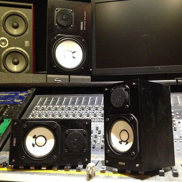 yamaha ns10. yamaha ns10 mm pair ns10