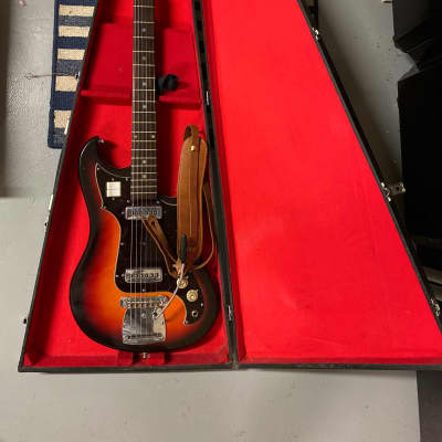 CONRAD 1245-N 1960 Sunburst for sale
