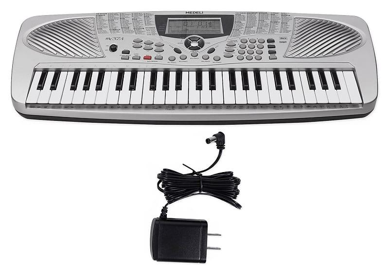 medeli mc37a 49 key usb portable keyboard power supply reverb. Black Bedroom Furniture Sets. Home Design Ideas
