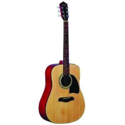 Oscar Schmidt OG2N Dreadnought Select Spruce Top Mahogany Neck 6-String Acoustic Guitar - Natural for sale