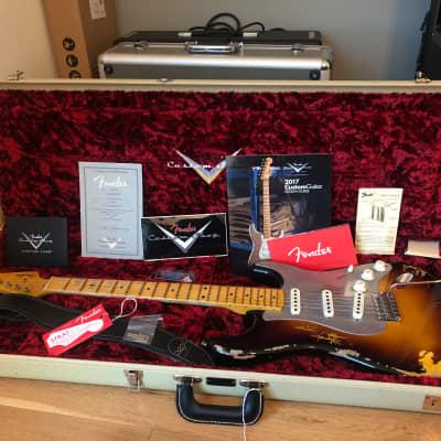Fender Stratocaster El Diablo Limited Edition  2016 2 Tone Sunburst for sale