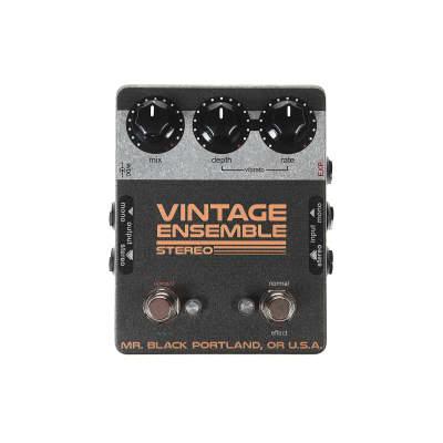 Mr. Black Stereo Vintage Ensemble Chorus/Vibrato