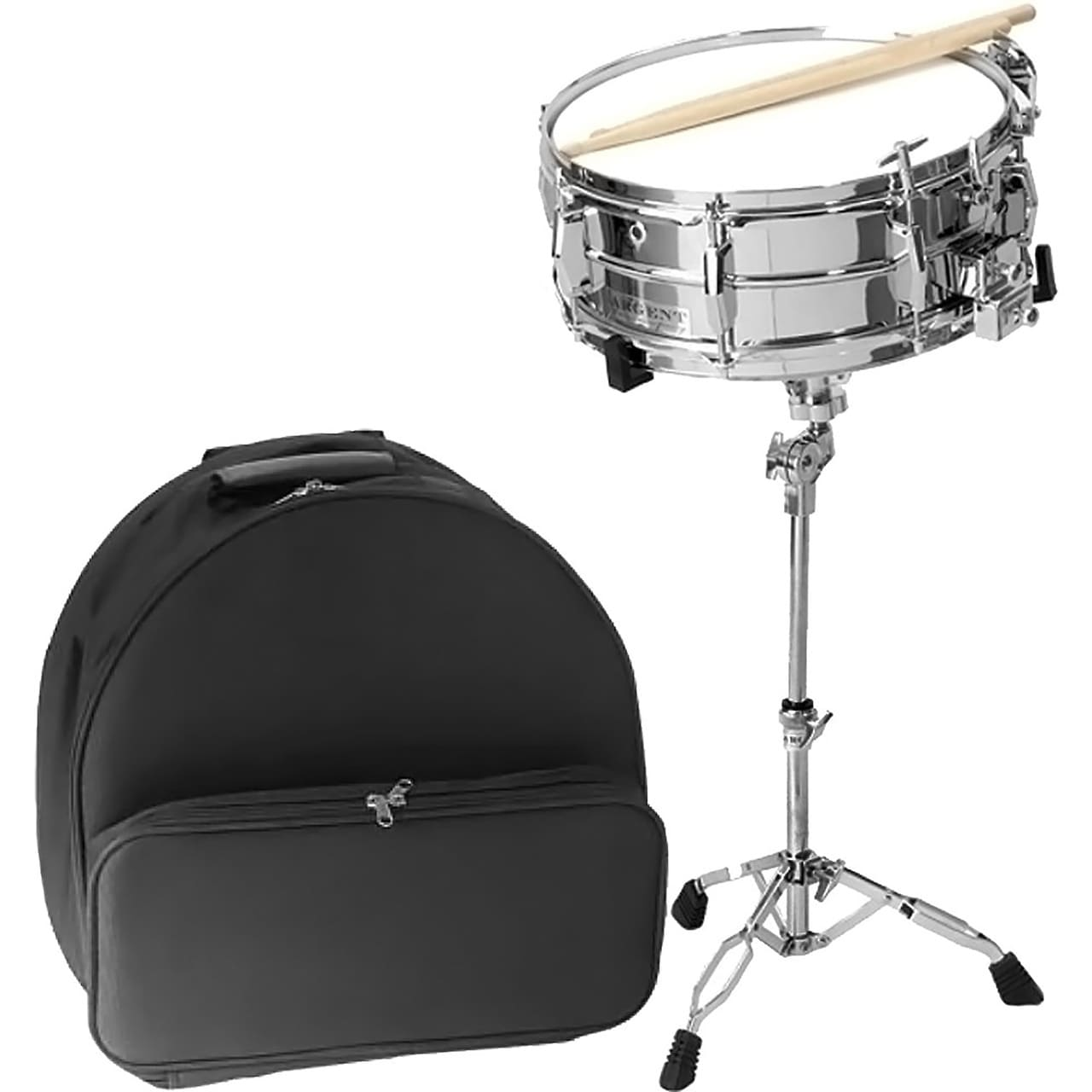 New Excel Percussion 8-Lug Deluxe Student Snare Drum Kit ...