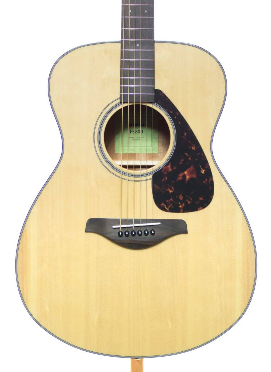 Yamaha fs800 acoustic guitar alamo music center reverb for New yamaha acoustic guitars