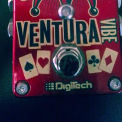 DigiTech Ventura Vibe 2015 red