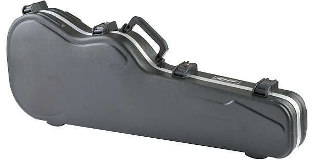 skb shaped electric guitar case for strat tele andreas inc reverb. Black Bedroom Furniture Sets. Home Design Ideas