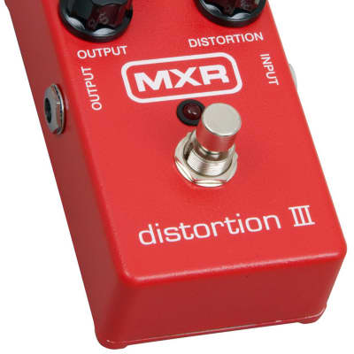 MXR M-115 Distortion III Guitar Effects Pedal for sale