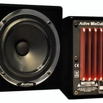 Avantone Audio Active MixCubes (Pair) Black image