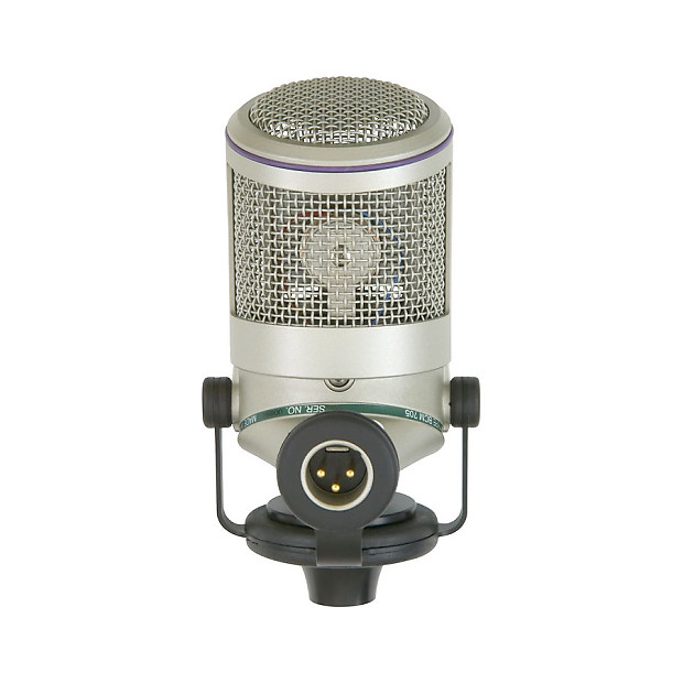 neumann bcm 705 dynamic studio microphone with reverb. Black Bedroom Furniture Sets. Home Design Ideas