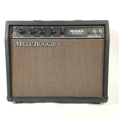 """Mesa Boogie Subway Blues 20-Watt 1x10"""" Guitar Combo"""