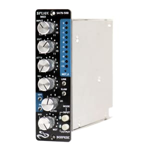 Serpent Audio SA76-500 Splice MKII 500 Series FET Compressor Module