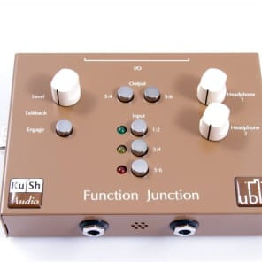 Kush Audio Function Junction Monitor Controller Expansion Module