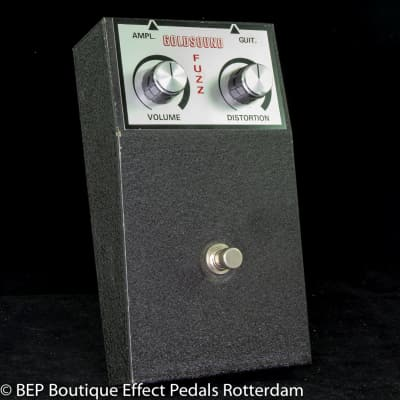 Goldsound Fuzz 1969 made in Italy