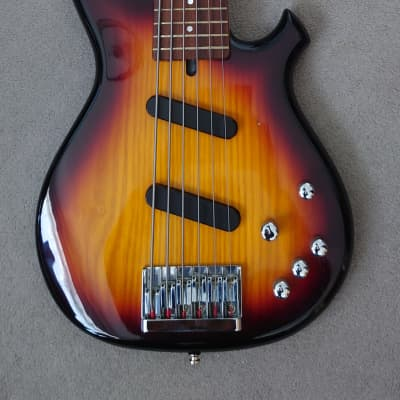 JayDee Celeste 6 string bass for sale