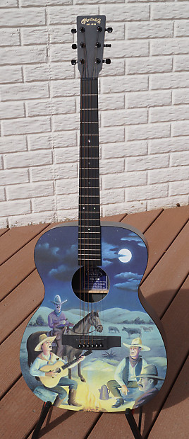 Martin Cowboy Guitar