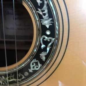 Andalucian guitars Flamenca  marcelo barbero 1945 2014 for sale