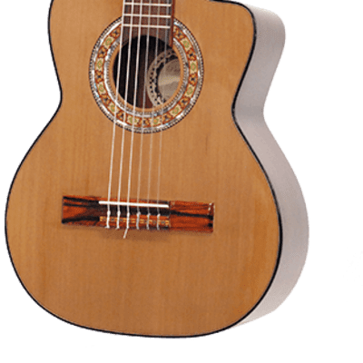 Paracho Elite Gonzales Requinto Classical Guitar for sale