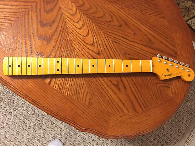 Fender FSR 50s Classic Player Nitrocellulose Lacquer Finish Stratocaster  Neck