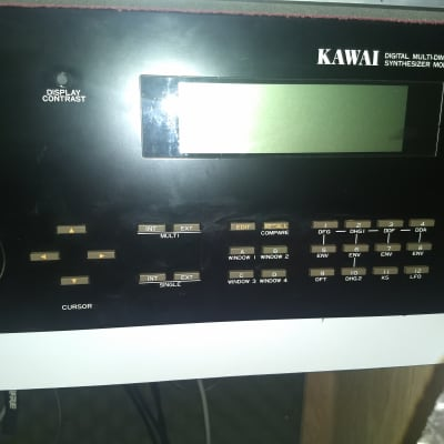 KAWAI K5M 1987 BLACK