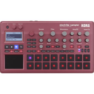 Korg Electribe Sampler 2 Music Production Station