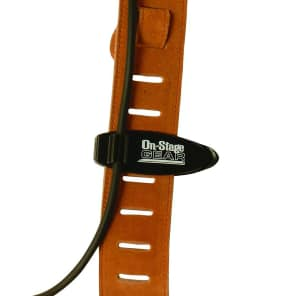 On-Stage GSAC6400 Grip Clip Guitar Breakaway Cable Clip