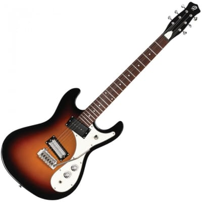 DANELECTRO '64XT GUITAR ~ 3 TONE SUNBURST for sale