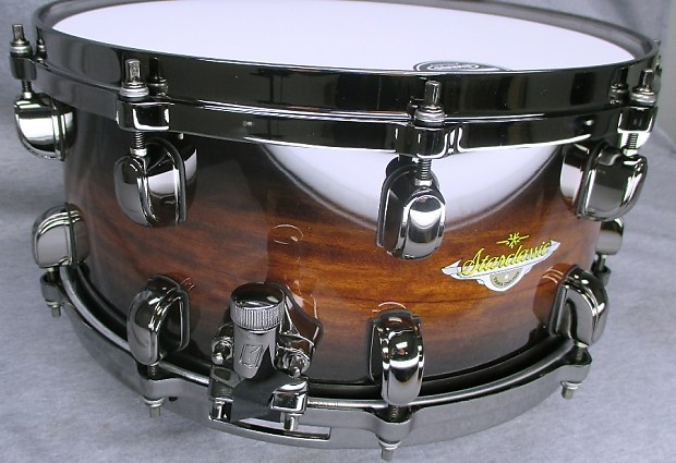 tama starclassic bubinga 6 1 2 x 14 snare drum reverb. Black Bedroom Furniture Sets. Home Design Ideas