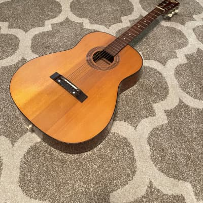 YEAR START SALE// VINTAGE 1970's Checkmate G-115 Classical Guitar for sale