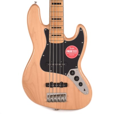Squier Classic Vibe 70s Jazz Bass V 5-String Natural