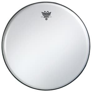 Remo Emperor Smooth White Drum Head 15""