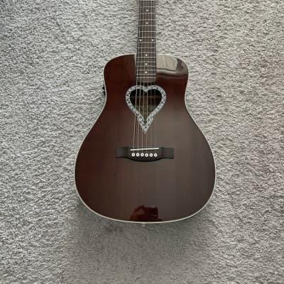 Fender Alkaline Trio Malibu Acoustic-Electric Guitar