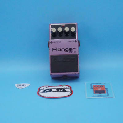 Boss BF-2 Flanger | Rare Green Label (ACA) | Fast Shipping!