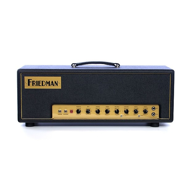 friedman amps small box 50 head 50 watt tube guitar reverb. Black Bedroom Furniture Sets. Home Design Ideas