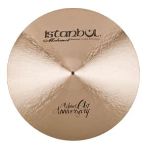 "Istanbul Mehmet 21"" 61st Anniversary Classic Ride Cymbal w/ Rivets"