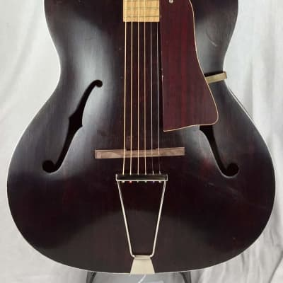 1966 Noname German archtop for sale
