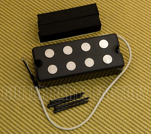 009 1262 000 squier by fender jaguar bass hb humbucker pickup reverb. Black Bedroom Furniture Sets. Home Design Ideas