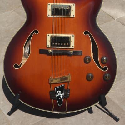 Ibanez Art Star AF200 1988 Antique Violin