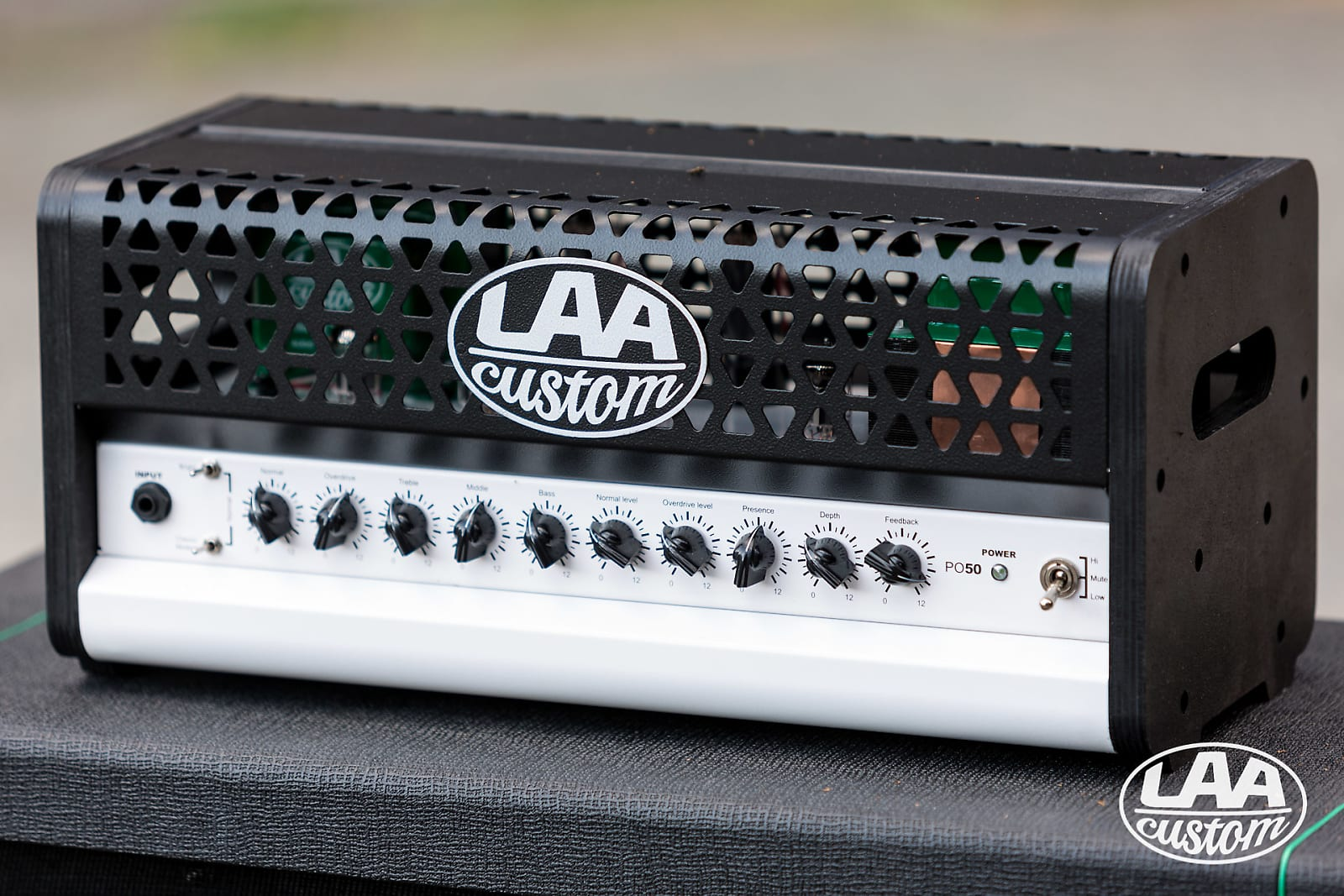 LAA-CUSTOM PO50 Head