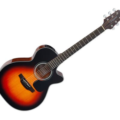 Takamine GF30CEBSB Cutaway Acoustic/Electric Guitar - Brown Sunburst for sale