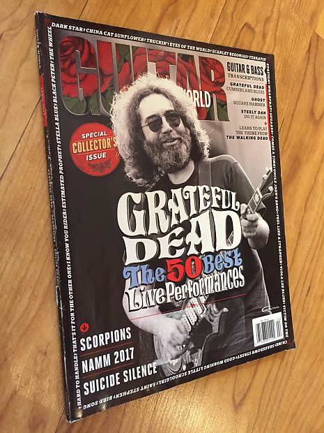 Description Shop Policies Used Guitar World Magazine