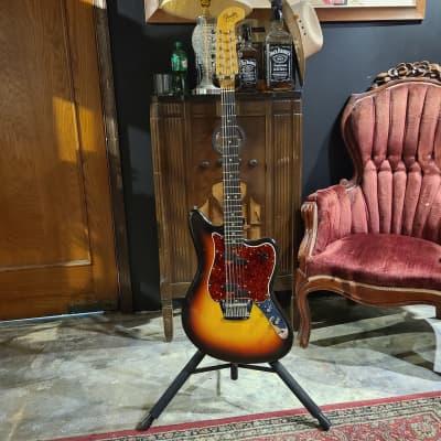 1966 Fender Electric XII guitar Sunburst for sale