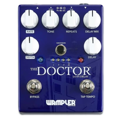 Wampler The Doctor Lo-Fi Delay for sale