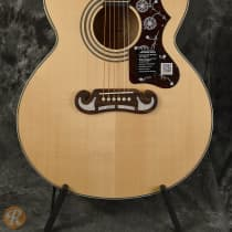 Epiphone EJ-200CE 2015 Natural image