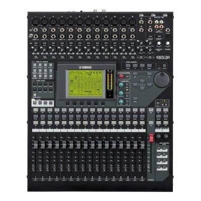 Yamaha 01V96i Live/Recording Digital Mixing Console (with USB 2.0 Recording)