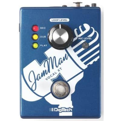 Digitech JMVXT JamMan Vocal Looper and Mic-Preamp for sale