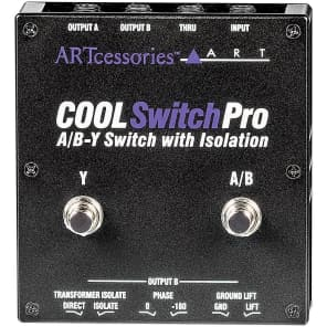 ART CoolSwitchPro A/B-Y Switch